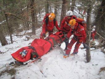 Kitettek magukért a romániai hegyimentők, több mint ötezer mentőakcióban vettek részt 2020-ban