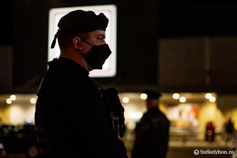 Külföldi rendőrök is segítik a labdarúgó Eb bukaresti mérkőzéseinek biztonságos lebonyolítását