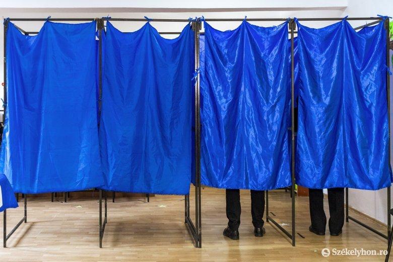 Óvások előtti végeredmény: a PSD nyerte a választásokat, az RMDSZ valamivel kevesebb, mint 6 százalékot kapott