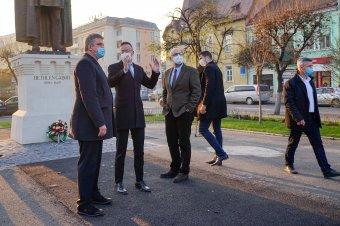 Szijjártó Marosvásárhelyen: jót tenne a magyar–román viszonynak egy erősebb RMDSZ a bukaresti parlamentben