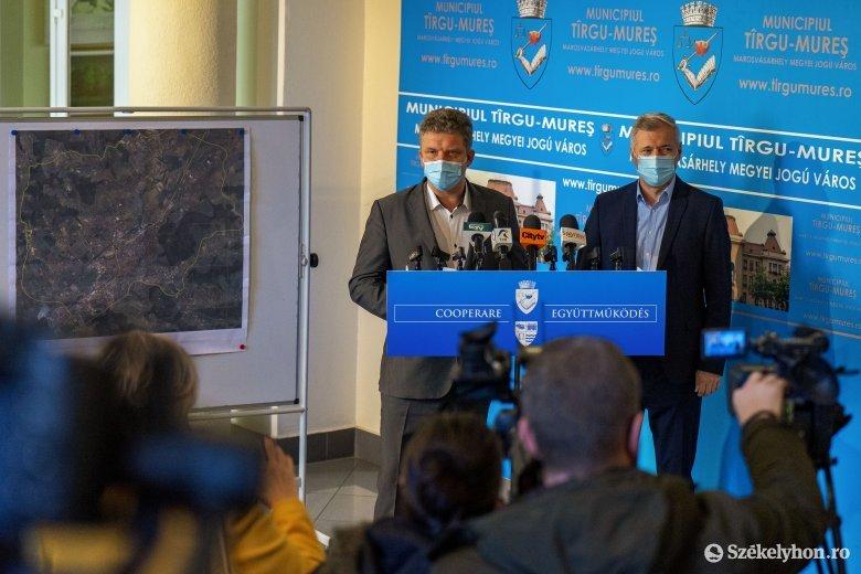 Előmozdítaná a holtponton levő beruházásokat Péter Ferenc és Soós Zoltán