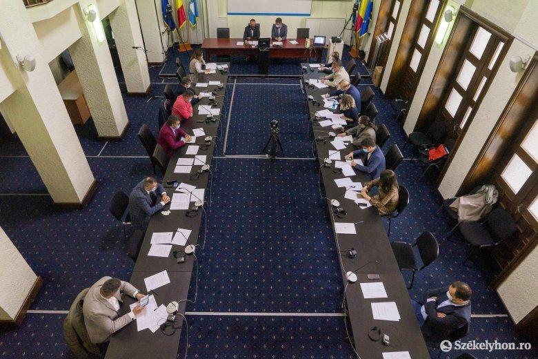 Elmaradt az alpolgármester-választás Marosvásárhelyen