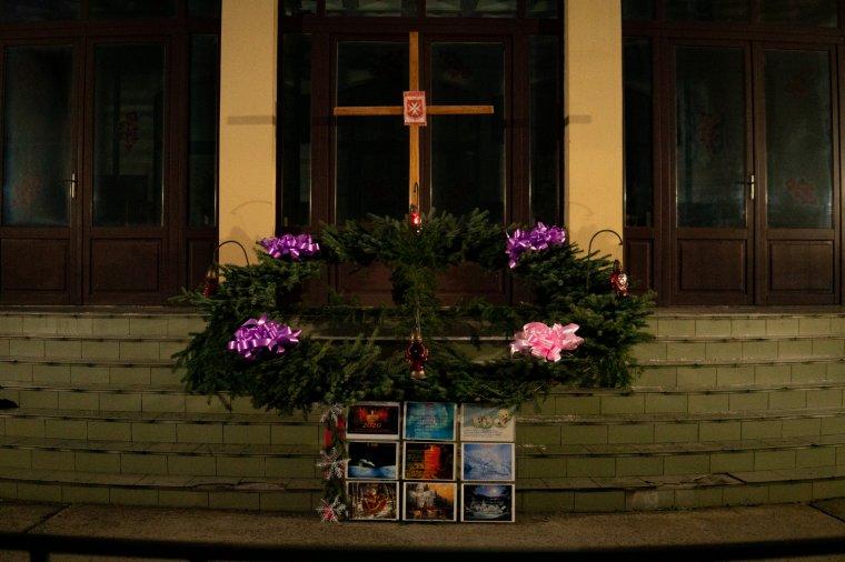 Jövőtől Marosvásárhely főterén gyúlnak majd fel az adventi fények