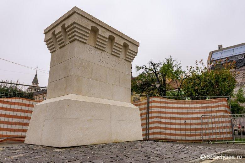 A tervek szerint már idén felállítják Bethlen Gábor szobrát Marosvásárhelyen