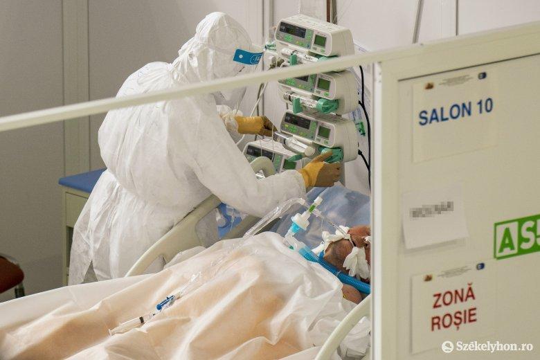 Huszonhét új koronavírus-fertőzés Háromszéken, az incidencia csökken