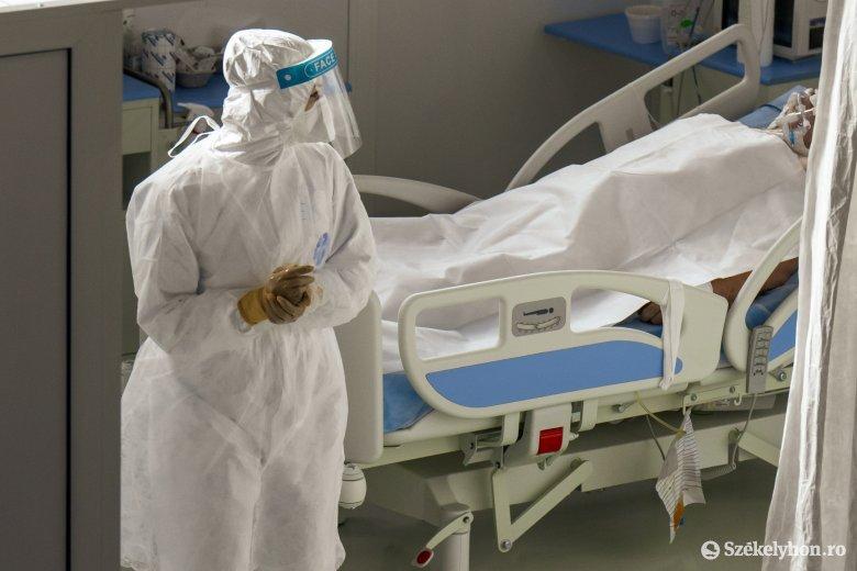 Továbbra is háromezer közelében az új fertőzöttek száma