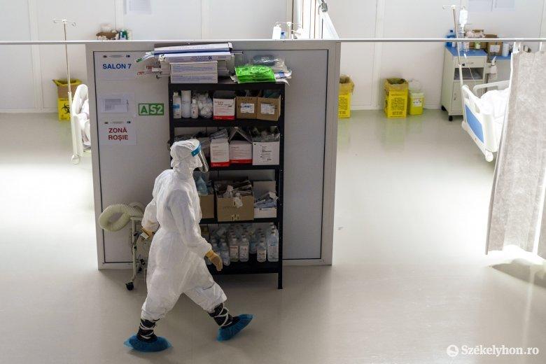 Ötven fertőzött és egy elhalálozás Maros megyében