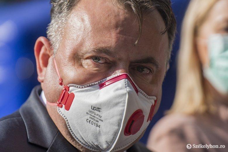 Az egészségügyi miniszter a Szilágy megyei karanténról: nem kellett volna eddig várni