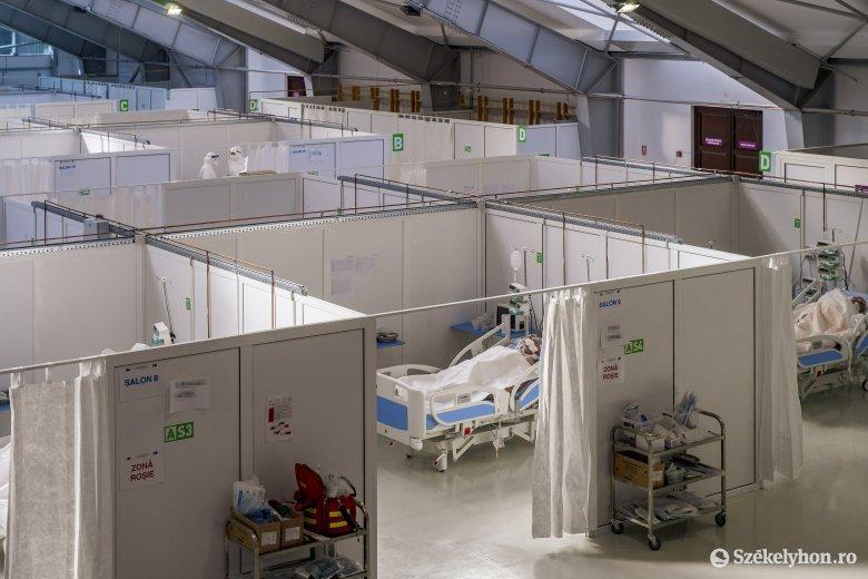 Hat és félezer új esetet regisztráltak, minden eddiginél több fertőzöttet kezelnek intenzív osztályon
