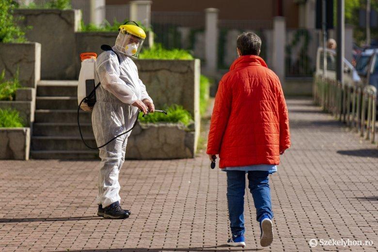 Két hét alatt 516 új fertőzöttet azonosítottak Marosvásárhelyen