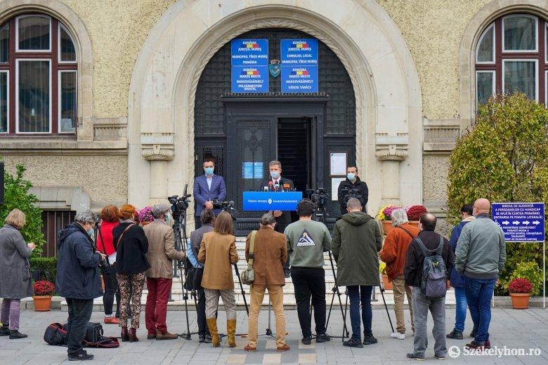Soós Zoltán: senkinek nincs veszélyben a munkahelye a marosvásárhelyi városházán