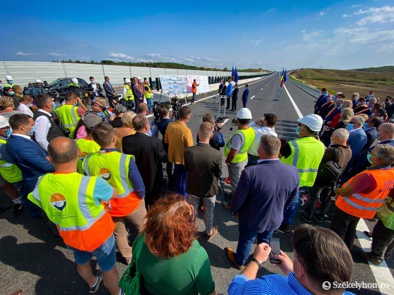 Nagyjából 60 kilométerrel bővült idén Románia autópálya-hálózata, jövőre valamivel jobb évet várnak
