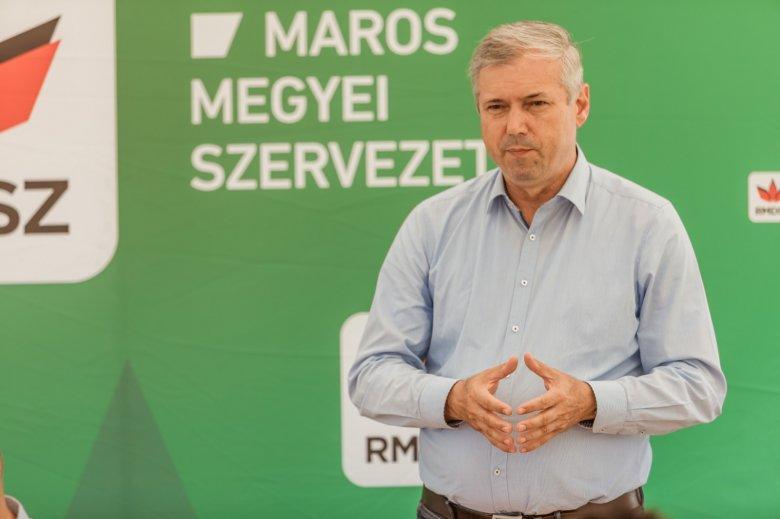 Péter Ferenc: Védjük meg Maros megyét Floreától! (x)