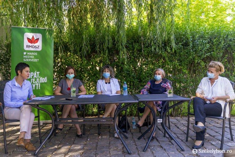 Négy nő lenne polgármester Maros megyében RMDSZ színekben