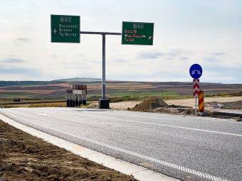 """Nem """"kanyarodnak"""" vissza: mégsem a csődközelbe került román cégre bízzák a Maroskece–Aranyosgyéres-sztrádaszakaszt"""