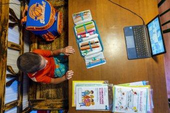 A pedagógusok szerint romlott a diákok tudásszintje az online oktatás egy éve alatt