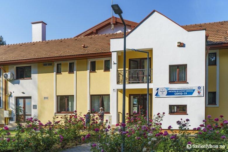Marosvásárhelyen van a legtöbb fertőzött Maros megyében