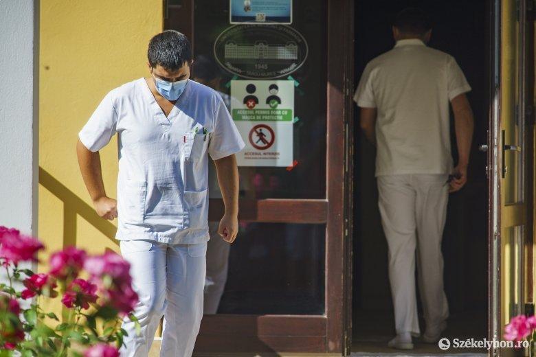 Százon felüli az újabb fertőzöttek száma Maros megyében