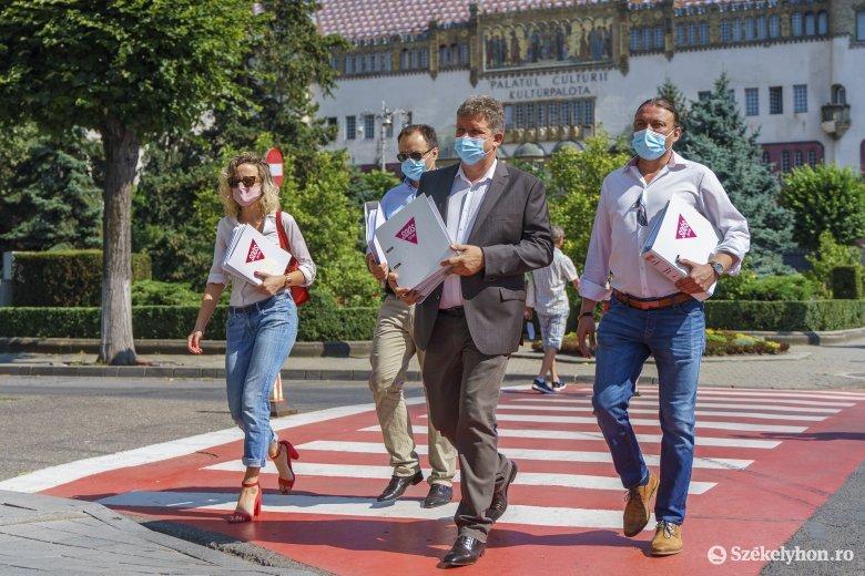Soós Zoltán: Marosvásárhelyen elkezdődött a Florea-rendszer leváltása