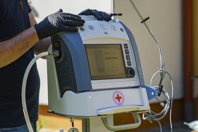 Mégsem vásárolnak lélegeztetőgépeket a csíkszeredai kórháznak