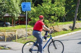 Érdemes lenne hallgatni a gyakorlott biciklisekre a marosvásárhelyi kerékpárutak kapcsán