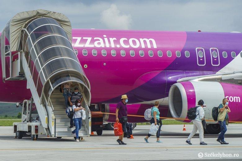 Működik a repülőjárat Marosvásárhely és London között, a budapestire még várni kell