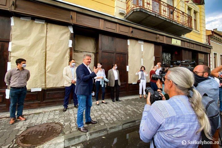 Kampányindító: nem személyek, hanem egy rendszer ellen küzd Soós Zoltán