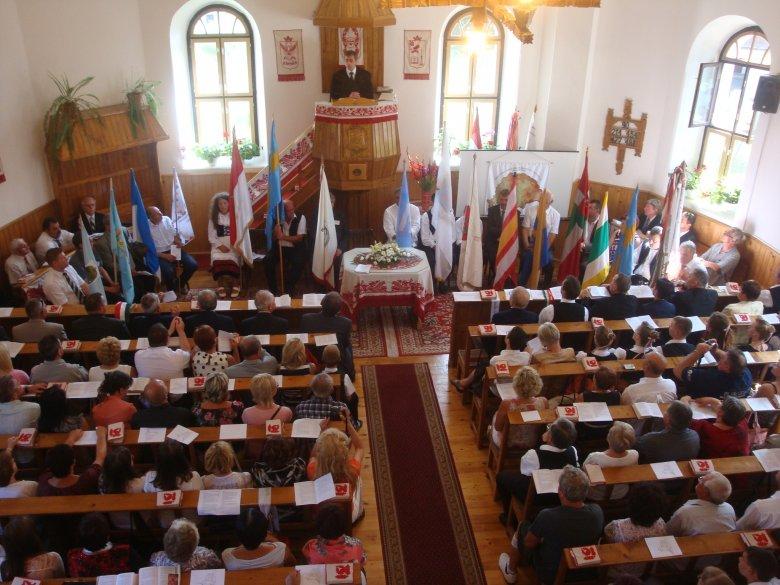 Nemzetünket összetartó szent király: szövetségben, akik településnevükben is őrzik az állam- és egyházalapítót