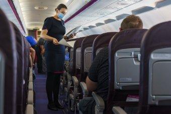 Trenddé válhat? Kötelező lesz a koronavírus elleni oltás azoknak, akik a Qantas légitársasággal akarnak utazni