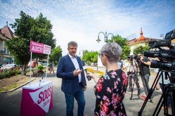 Soós Zoltán azt szeretné, ha a közösség egésze szabná meg az irányt Marosvásárhelyen