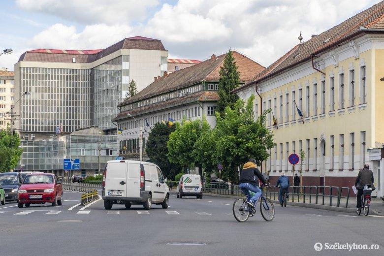 Mit mesél a városi forgalomról a bicikli?