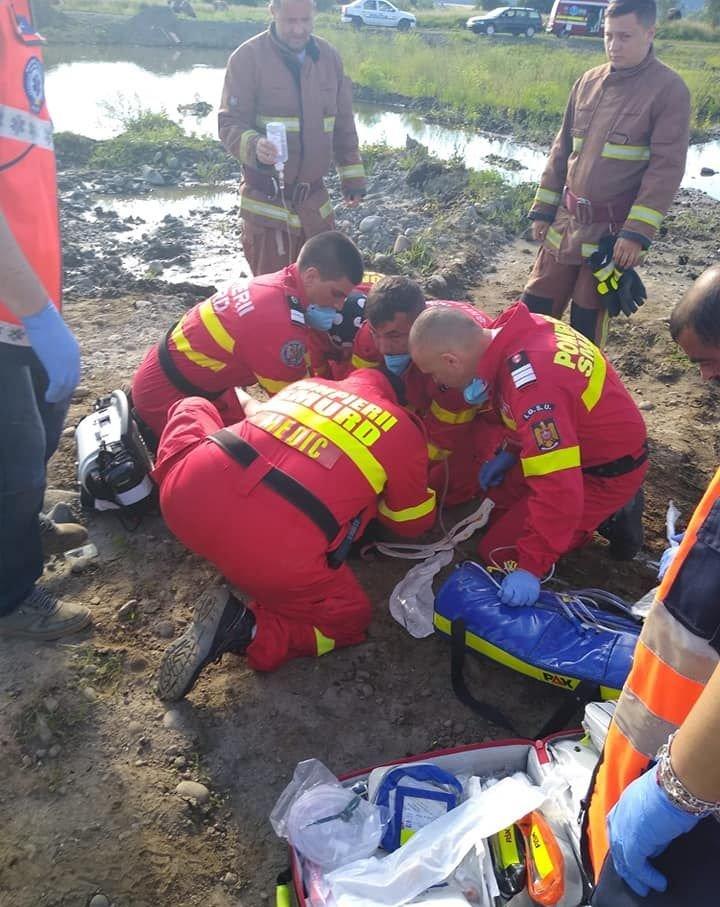 Kimentették a vízből a kiskorút, aki szinte életét vesztette
