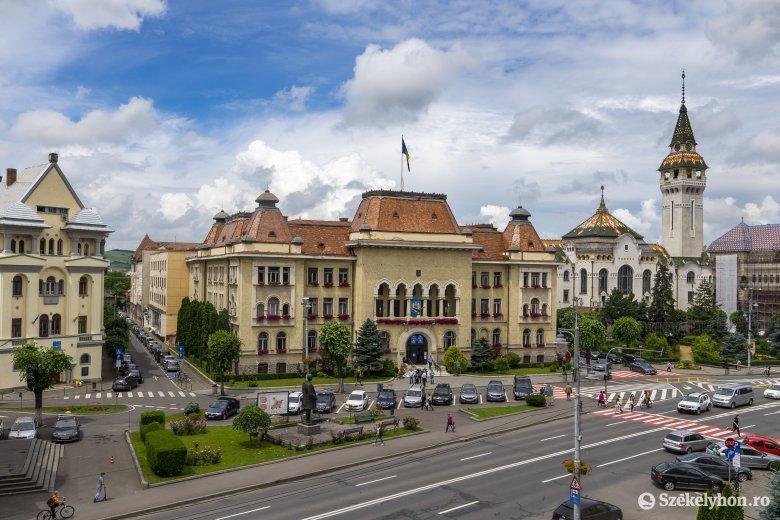 Szabadidőközpontú tér- és utcaátalakítási tervek Marosvásárhelyen
