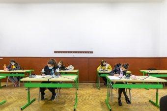 A megszokottól eltérő formátumú vizsgalapot kapnak a diákok a kisérettségin