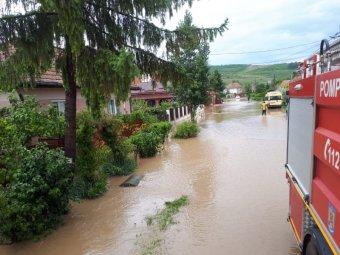 Árvízriasztást adtak ki nagyrészt erdélyi folyókra
