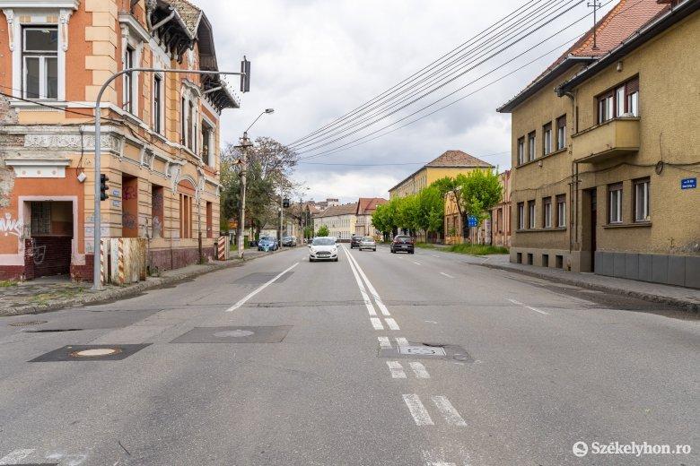 Kamerákkal, jelkövetőkkel hangolnák össze a közlekedést Marosvásárhelyen