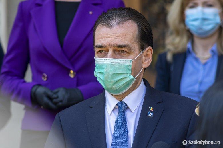 A miniszterelnök szerint nem manipulálják a koronavírusos számokat