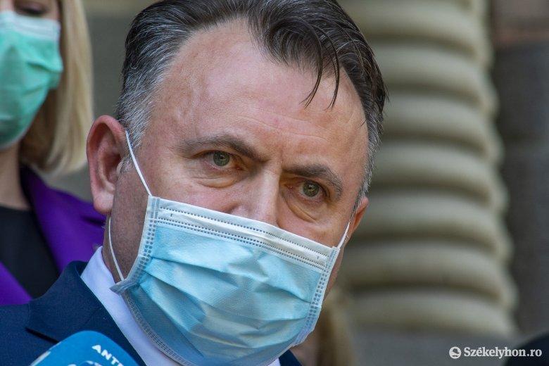 Egészségügyi miniszter: a tünetmentes fertőzötteket tíz nap után haza lehet küldeni