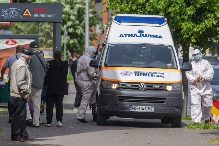 27 új fertőzöttet regisztráltak Maros megyében