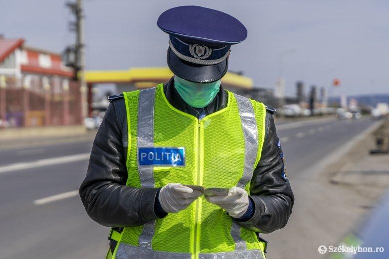 Csendőr és rendőr is a fertőzöttek között Maros megyében