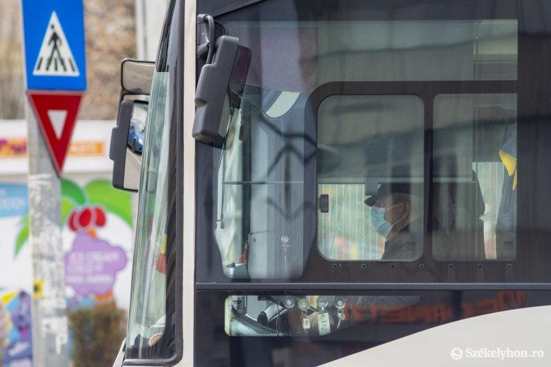 Hétfőtől újraindul a sepsiszentgyörgyi közszállítás egy része – ingyenesen