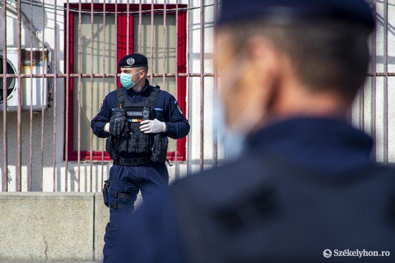 Félszáznál több fertőzött, csaknem száz beutalt Maros megyében