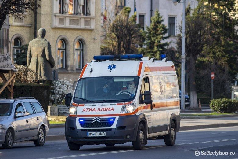 Koronavírus-fertőzésben vesztette életét egy Maros megyei férfi