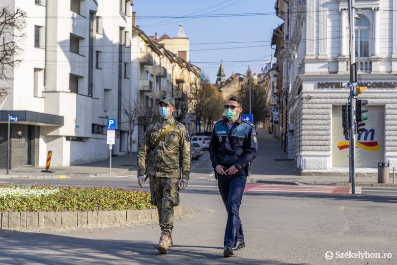 Tervezet: hatványozottan többe kerülhet a katonai intézkedések be nem tartásáért kiróható büntetés