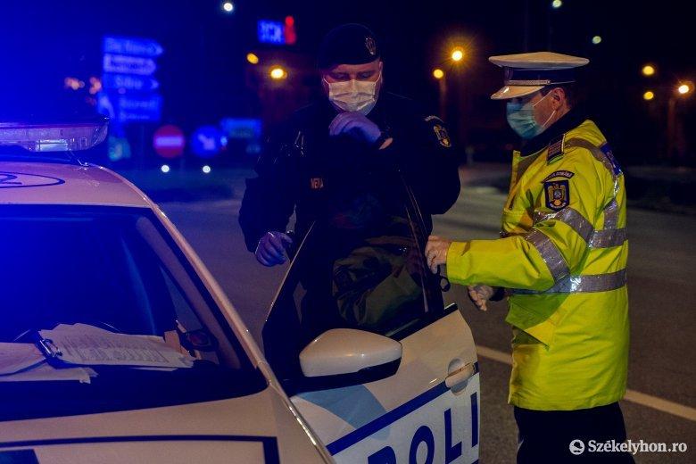 Nem hibáztak a kormányhivatal szerint a külföldről érkezett konvojt kísérő rendfenntartók