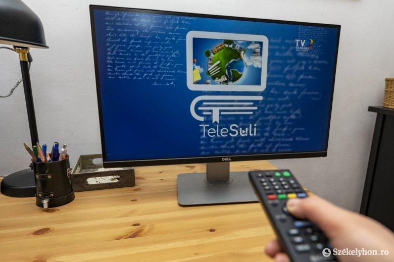 Televíziós oktató műsor az egy-négy osztályosoknak is