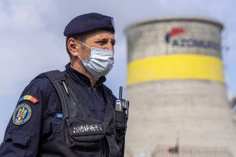 A Bejrútban felrobbant ammónium-nitrát tízszeresét tárolják Konstancán, de Orban szerint nincs veszély