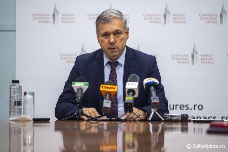 Költségvetést módosított a Maros megyei tanács a kórházak javára
