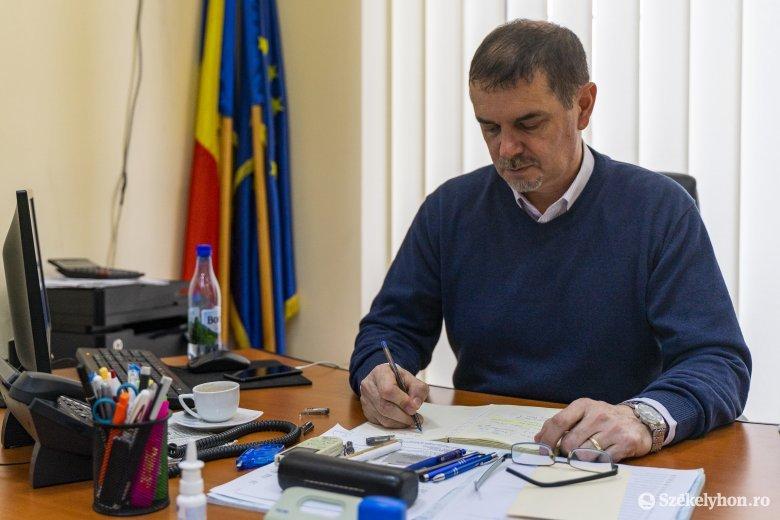 Megfertőződött Szászrégen alpolgármestere