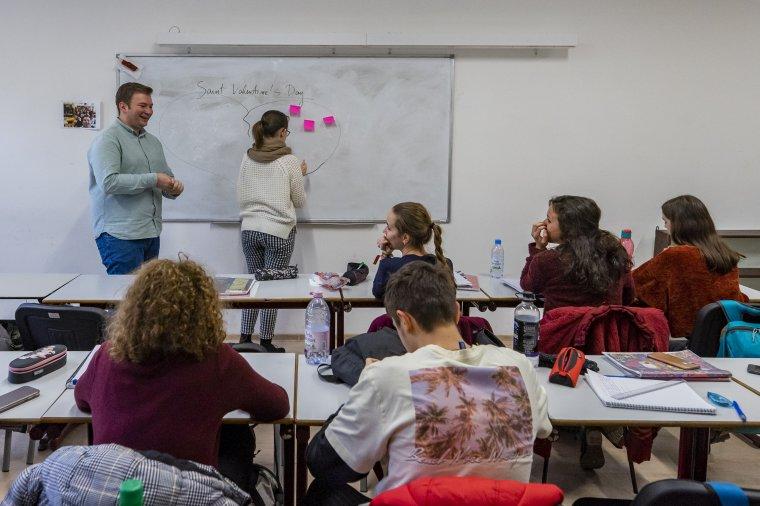 Az oktatás modernizálását kérik a diákok a politikusoktól